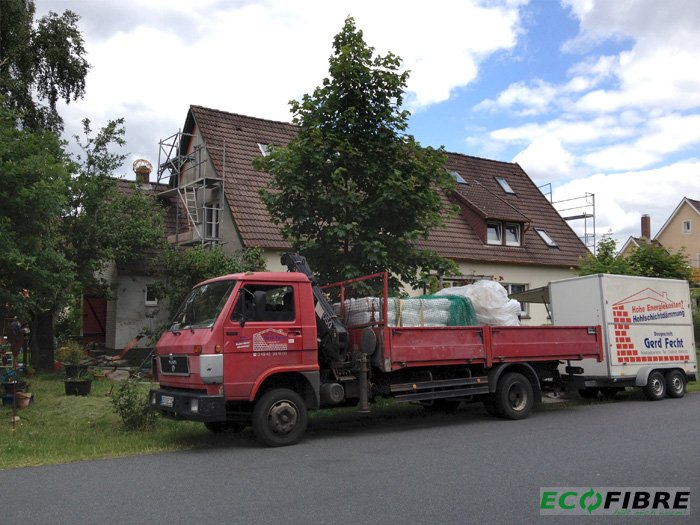 Mehrfamilienhaus in Oldenburg daemmen