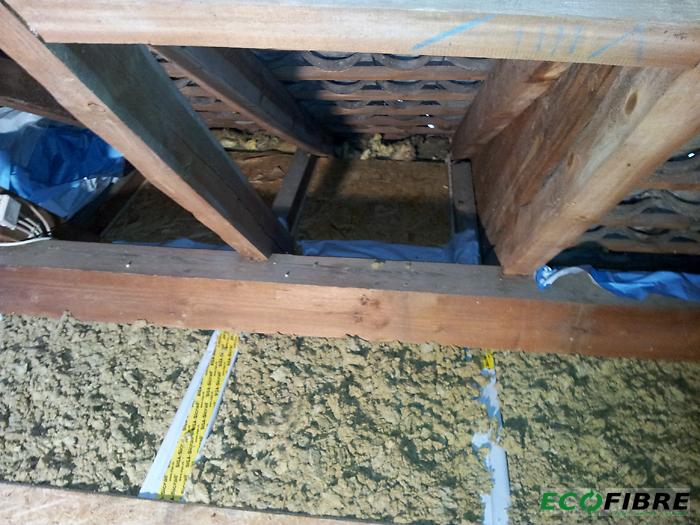 Dachboden Dämmen Barrien
