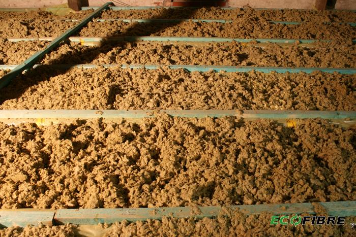 Einblasdämmung Dachboden / Geschossdecke in Bassum